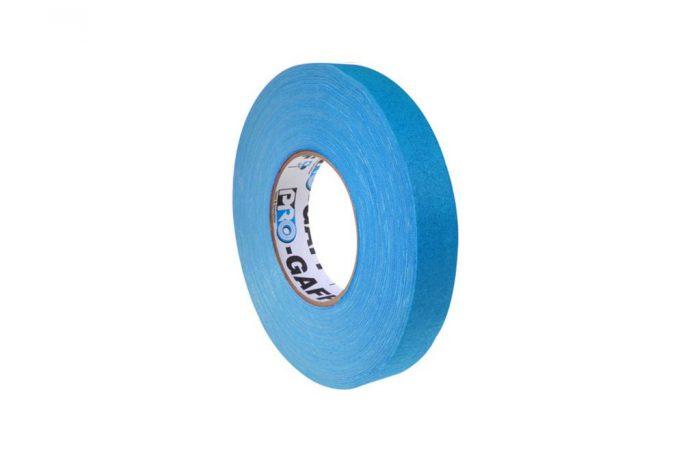 Cinta Gaffer Progaff Azul 1 pulgada 55 yardas