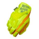 Guantes Mechanix Wear Heavy Duty Fluorescentes
