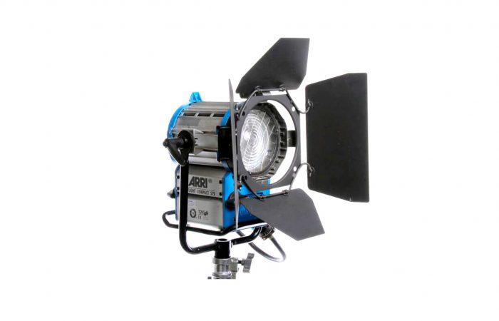Luz ARRI Compact HMI 575W Fresnel