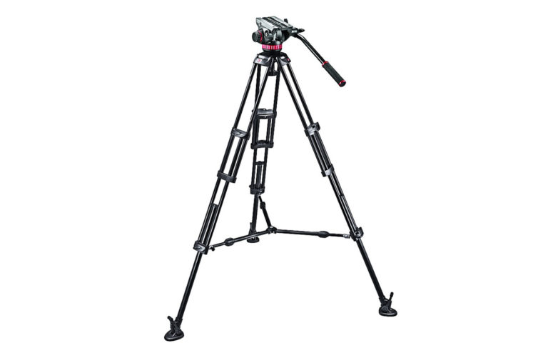 Trípode Manfrotto 502 Alquiler