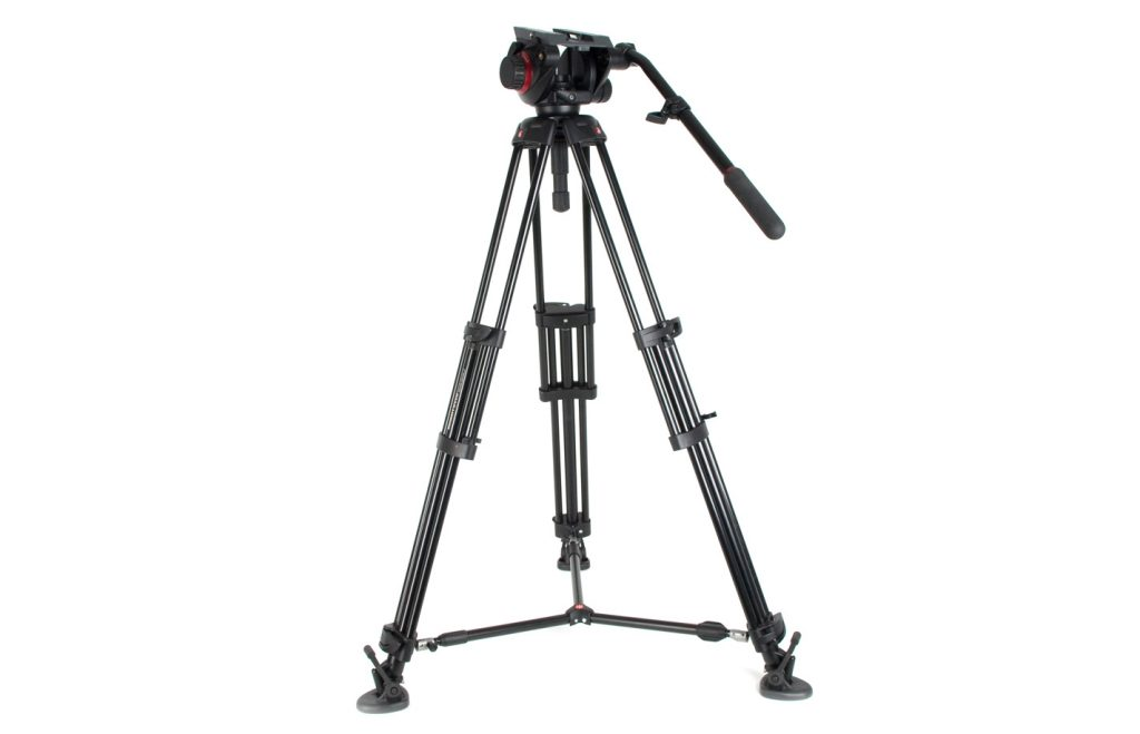 Trípode Manfrotto 504 Alquiler