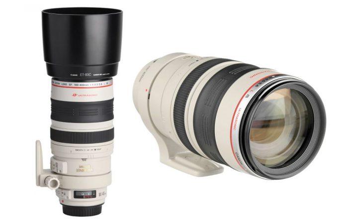 Lente Canon 100-400 f/4.5 – f/5.6 Alquiler