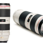 Lente Canon 70-200 f/2.8 Alquiler