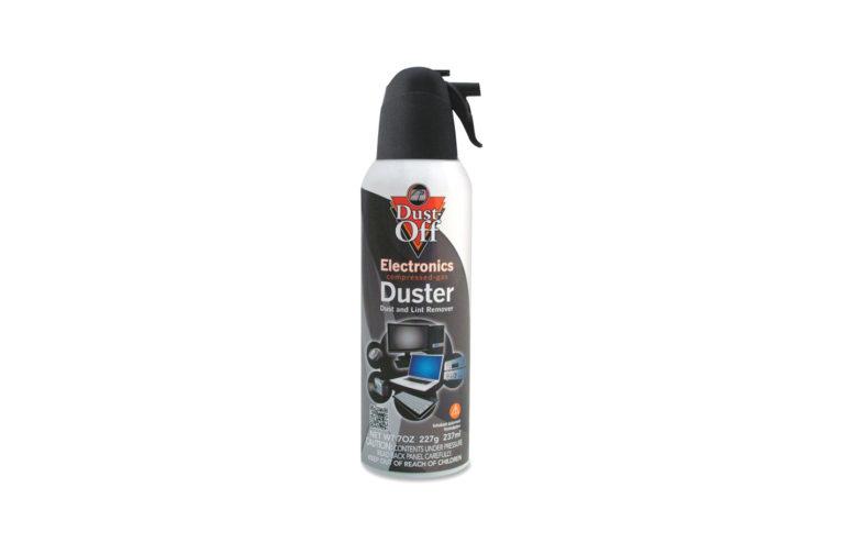 Aire comprimido Dust Off