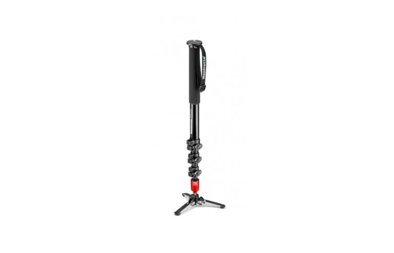 Monopode Manfrotto alquiler