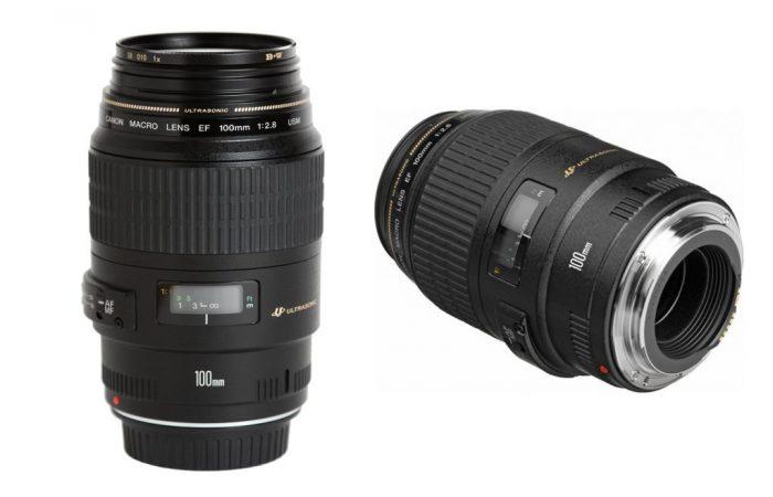 Lente Canon 100mm f/2.8L Macro USM Alquiler