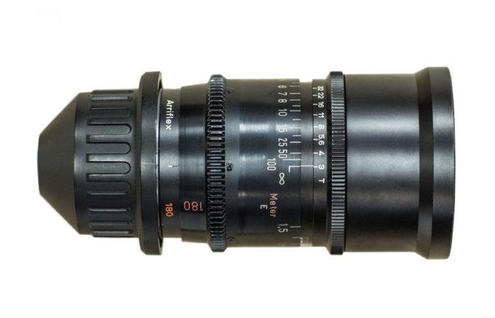 Lente Arri Standard 180mm f/3 PL