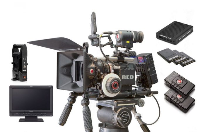 Cámara Red Epic MX alquiler – Cinemarket Films