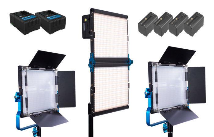 Combo 46 – 3 luces LED bicolor alquiler
