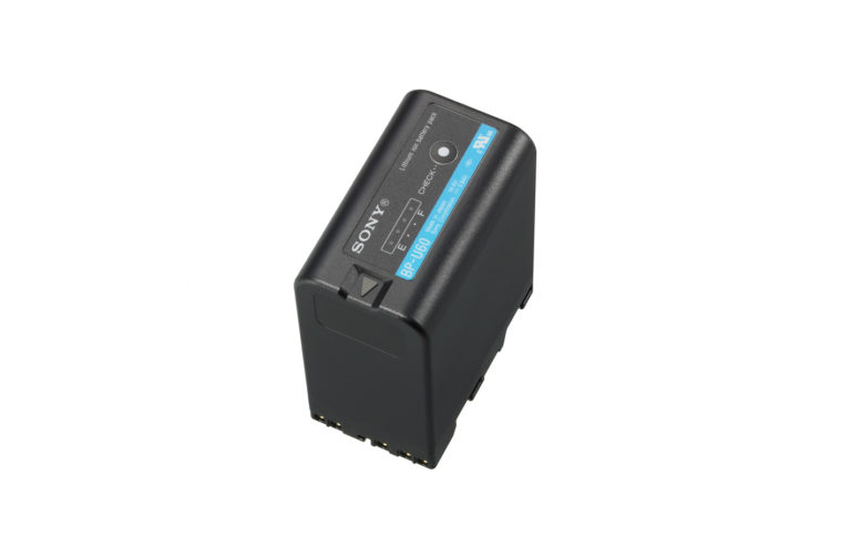 Batería Sony BPU60 Alquiler