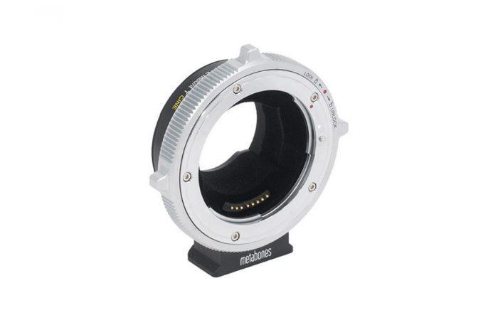 Adaptador Metabones Canon EF/ EF.S a E Mount Alquiler – Cinemarket Films