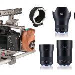 COMBO 01 – Sony A7S2 + Optica Carl Zeiss Milvus Alquiler