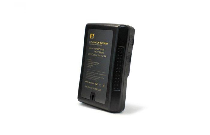 Batería FB TECH 95w V-Mount alquiler