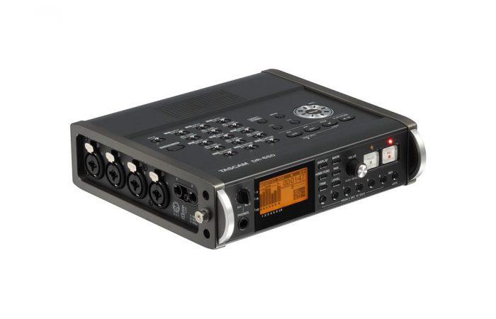 Grabador de audio Tascan DR-680 4 canales alquiler