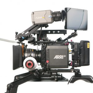 ARRI ALEXA Mini with 4:3 and ARRIRAW