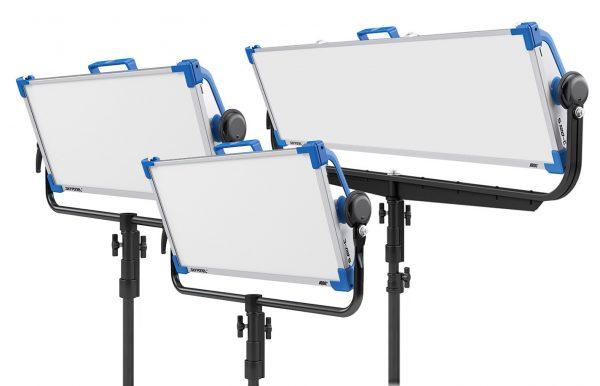 Combo 45 – 3 luces LED ARRI Skypanel alquiler