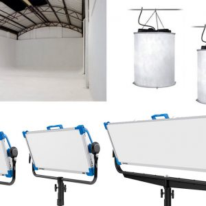 Combo #15 - Estudio + Skypanel + Space Light alquiler