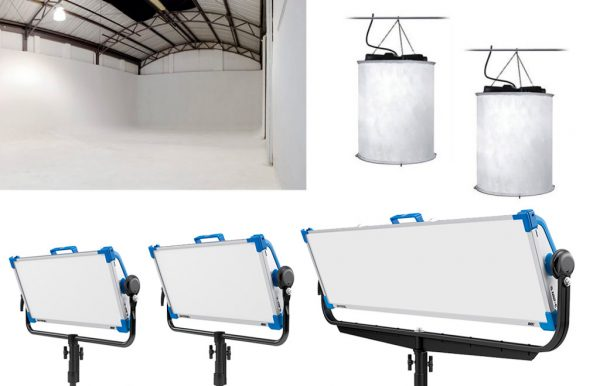 Combo 30 – Estudio + Skypanel + Space Light alquiler