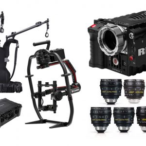 Combo 39 - Ronin 2 + RED Epic + Óptica Ultra Prime + ReadyRig alquiler