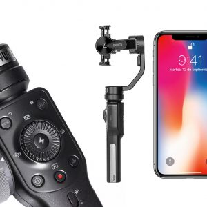 Combo 42 - Estabilizador Smoot 4 + iPhone X alquiler