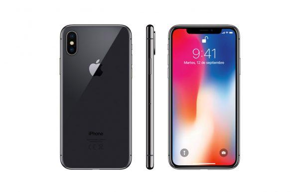 Celular iPhone X 256gb alquiler