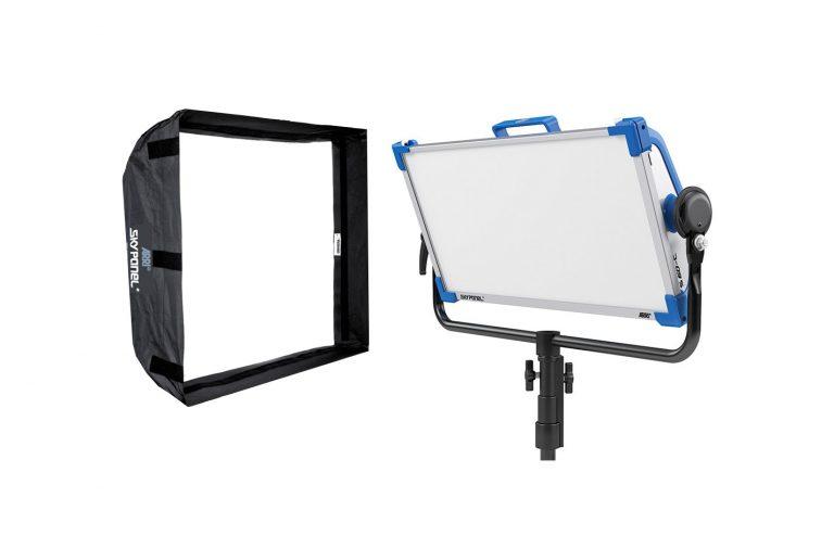 ARRI SkyPanel S60-C + Chimera alquiler