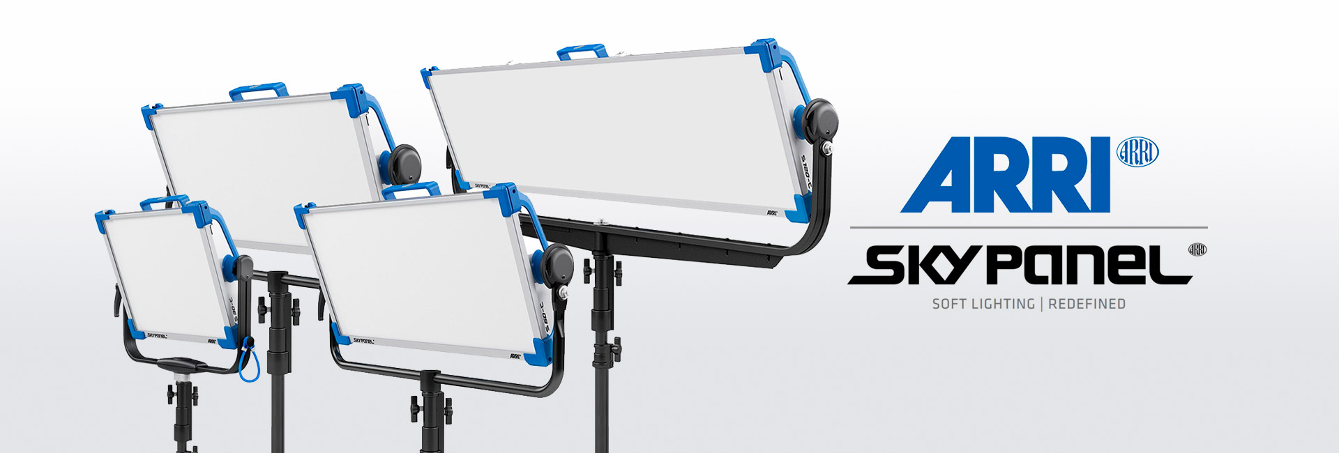 Luces Led Arri Skypanel