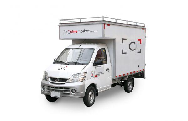 Camioneta-Cinemarket