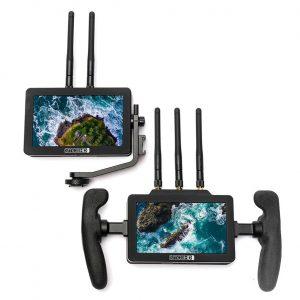 Kit monitores transmisores FOCUS Bolt 500 SmallHD alquiler