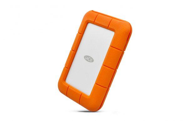 Disco duro externo LACIE 2TB Ruggerd USB-C alquiler