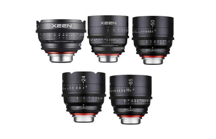 Xeen-5-lentes