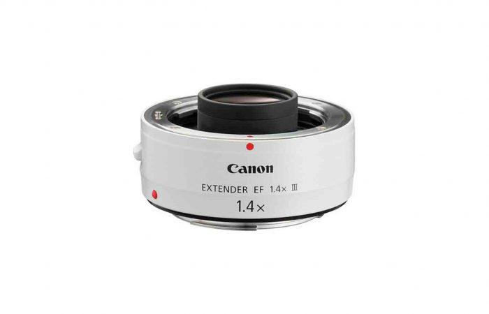 Duplicador Canon EF 1.4X III alquiler