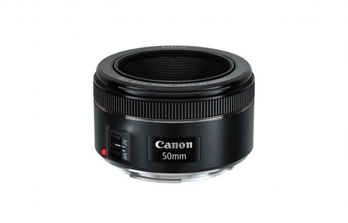 Lente Canon 50mm f/1.8 STM alquiler