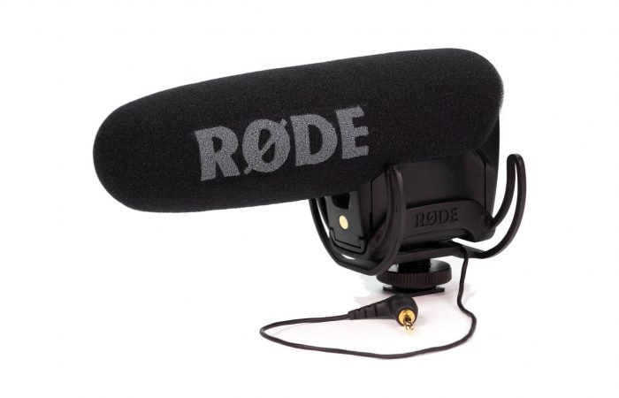 Micrófono Rode VideoMic Pro Shotgun