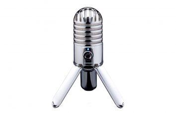 Micrófono Samson Meteor USB Studio