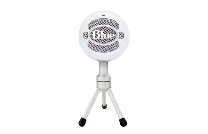 Micrófono condensador Blue Snowball iCE USB 01