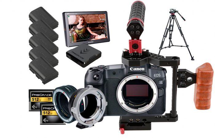 Cámara Canon EOS R5 alquiler