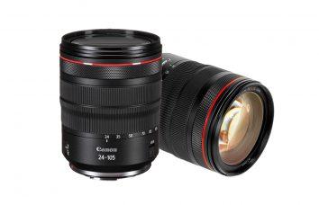 Canon RF 24-105mm f/4L IS USM Lente alquiler
