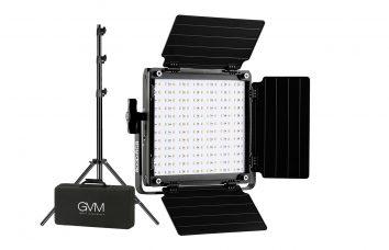 Luz LED GVM 800D RGB alquiler