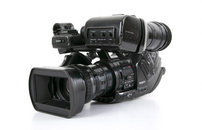 Cámara Sony EX3 venta usada