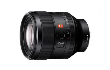 Sony FE 85mm f/1.4 f1.4 GM alquiler