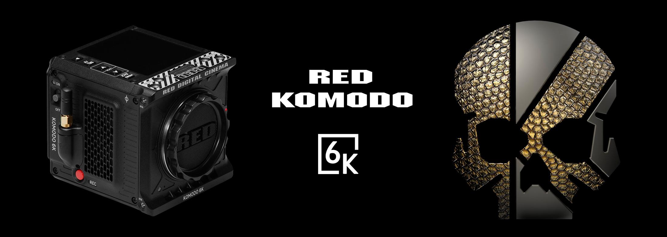 Red Komodo