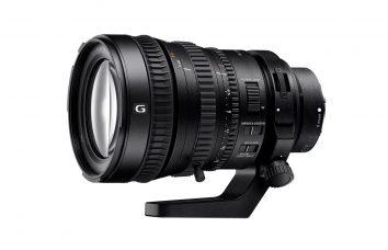 Sony FE PZ 28-135mm f/4 G OSS alquiler