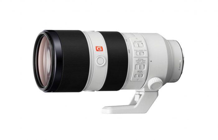 Sony FE 70-200mm f/2.8 GM OSS lente alquiler
