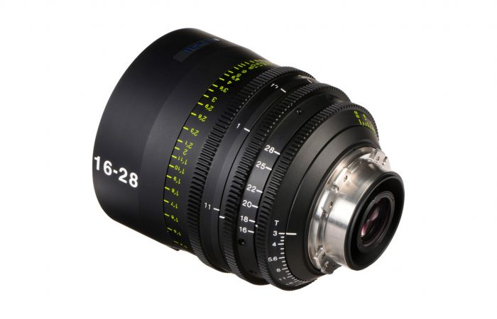 Tokina Zoom Cinema Vista 16-28mm II T3 Wide Angle