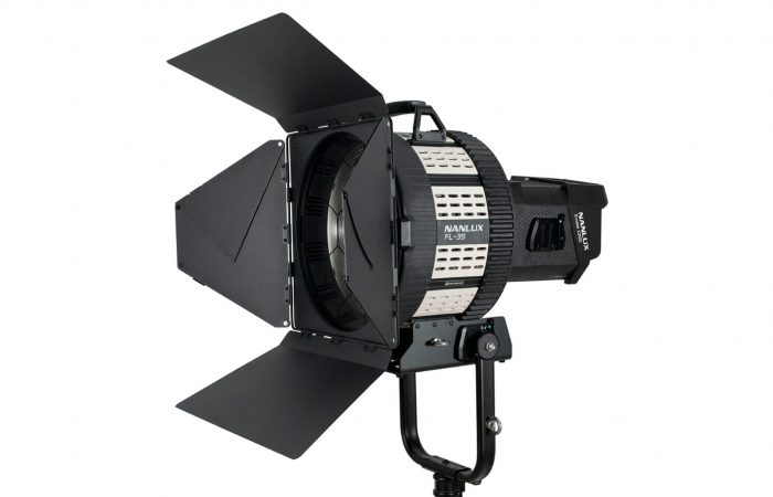 A Nanlux Evoke 1200 Fresnel LED alquiler