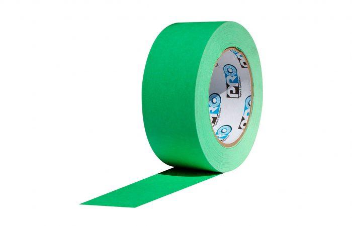 Cinta de papel ProGaff Verde 2 pulgadas